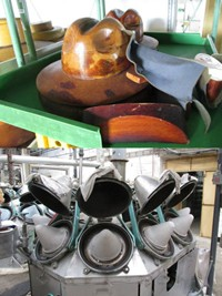 Novy Jicin(ノビー・イーチン)市の工場