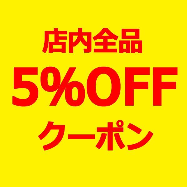【全品5%OFFクーポン】