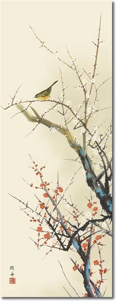 四季花鳥揃(春)
