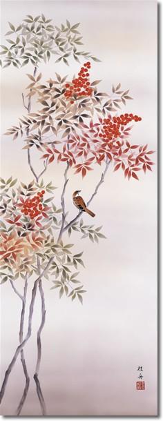 四季花鳥揃(冬)