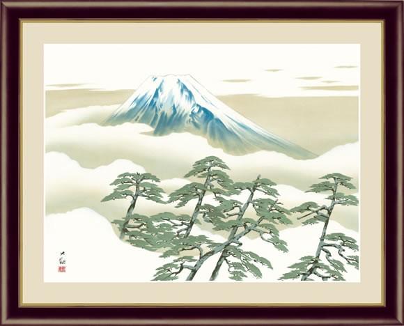 日本巨匠の複製名画