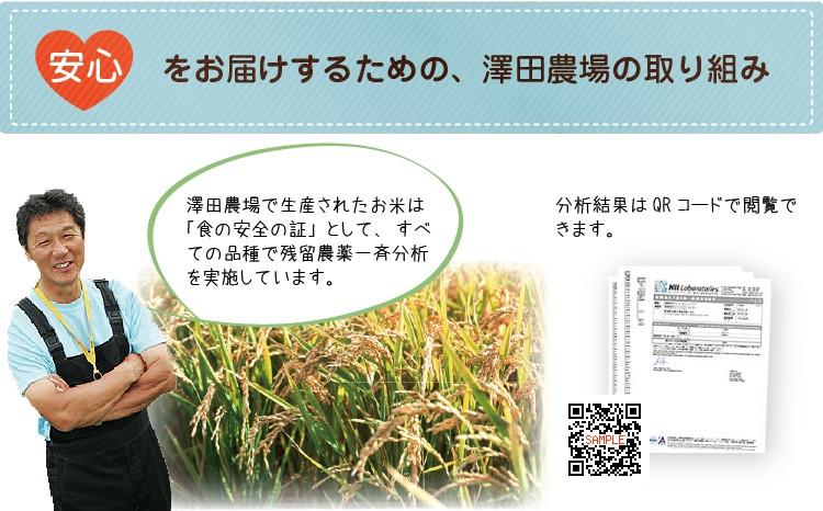 澤田農場 安心への取り組み