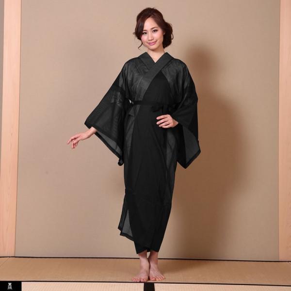 浴衣 夏着物用インナー レディース 襦袢(d1263) ユカタ ゆかた 和装 和服 女性 長じゅばん 夏 下着 肌着 衣装|hongkongmadam|18