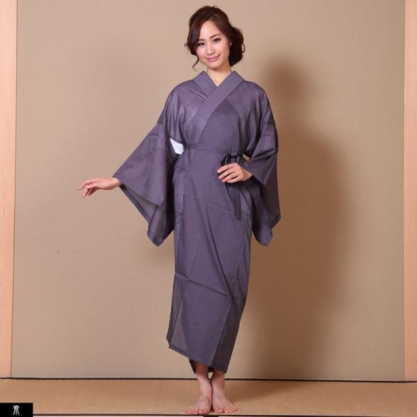 浴衣 夏着物用インナー レディース 襦袢(d1263) ユカタ ゆかた 和装 和服 女性 長じゅばん 夏 下着 肌着 衣装|hongkongmadam|20