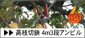 高枝切鋏 4m3段アンビル式