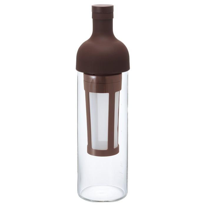 ハリオ HARIO フィルターインコーヒーボトル  出来上がり容量 650ml  カラー:モカ・ショコラブラウン  ※各色別売|hoonstore|07