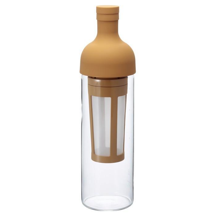 ハリオ HARIO フィルターインコーヒーボトル  出来上がり容量 650ml  カラー:モカ・ショコラブラウン  ※各色別売|hoonstore|06