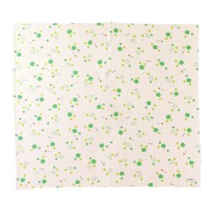 ミキハウス ダブルガーゼ素材のマルチケット 出産祝い 白 黄 グリーン みどり マルチカラー --- MIKIHOUSE hotbiscuits 14