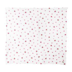 ホットビスケッツ ミキハウス 出産祝い マルチケット ガーゼ 二重織  ピンク ベージュ ブルー マルチカラー --- HOT BISCUITS|hotbiscuits|10