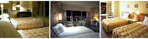 ホテルのベッドやマットレスを販売しています