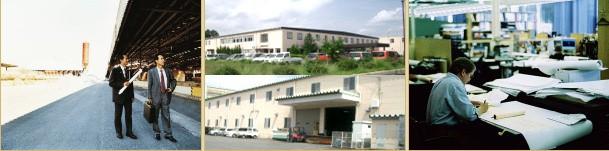 ホテル商品の製造工場