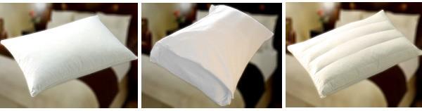 旅館の枕(ピロー・まくら)をNET上で販売しています