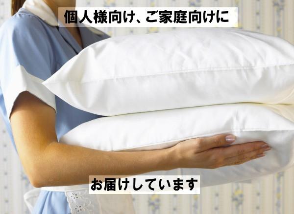 NET上で枕(ピロー)を販売しています この枕は、もともと業務用・プロ用の枕ですので安心して使える枕です。