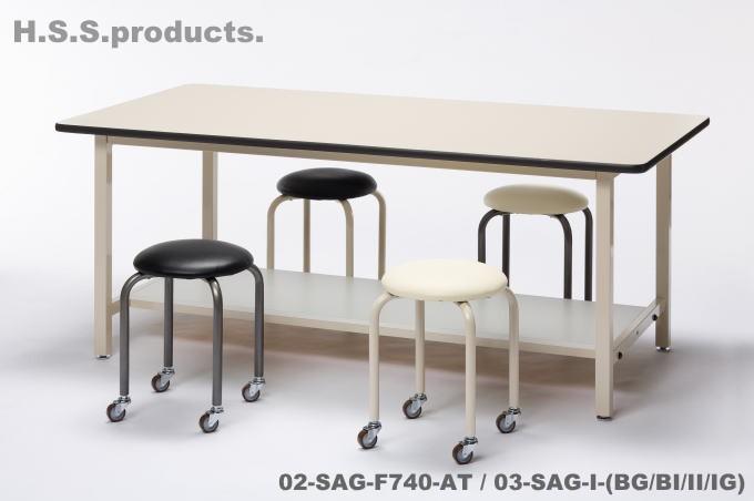 画像をクリックで全20種カテゴリページに移動 HSS-P 作業台 作業テーブル ワークテーブル