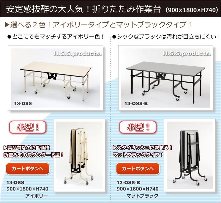 安心・高品質な折畳み作業台をお買い得価格で!HSSプロダクツ 平野システム作業台 折りたたみ式 作業台 販売