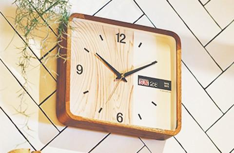 WALL CLOCK / 掛け時計