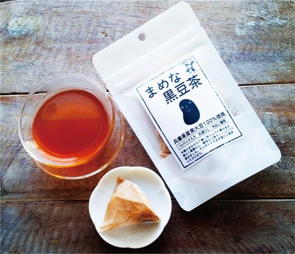 まめな黒豆茶10P(マイボトル用)