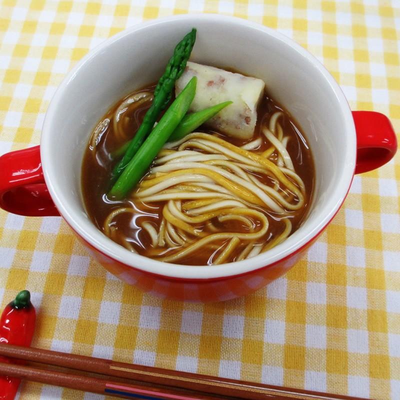 「森口製粉製麺」カレー麺スープ付