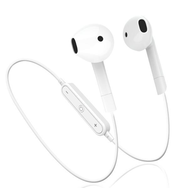 【本日限定特価!】 ワイヤレス イヤホン Bluetooth イヤホン 高音質 両耳 iPhone X 8 7 Plus Android ブルートゥース 4.1 ヘッドセット 軽量 ステレオ|i-concept|15