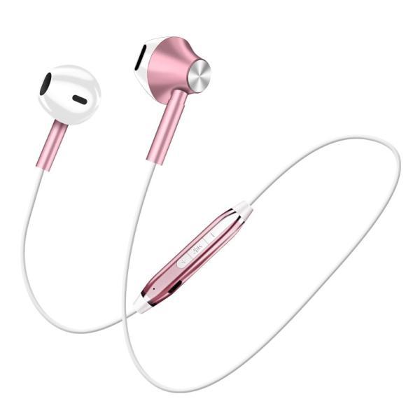 ワイヤレス イヤホン bluetooth 高音質 apt-X 両耳 iPhone X 8 7 Plus Android ブルートゥース 4.1 軽量 ステレオ アルミ マイク搭載|i-concept|23