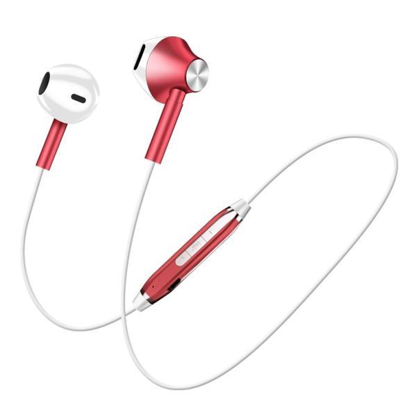 ワイヤレス イヤホン bluetooth 高音質 apt-X 両耳 iPhone X 8 7 Plus Android ブルートゥース 4.1 軽量 ステレオ アルミ マイク搭載|i-concept|20
