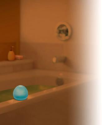 お風呂をリラックス空間