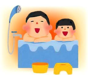 お肌に優しい入浴