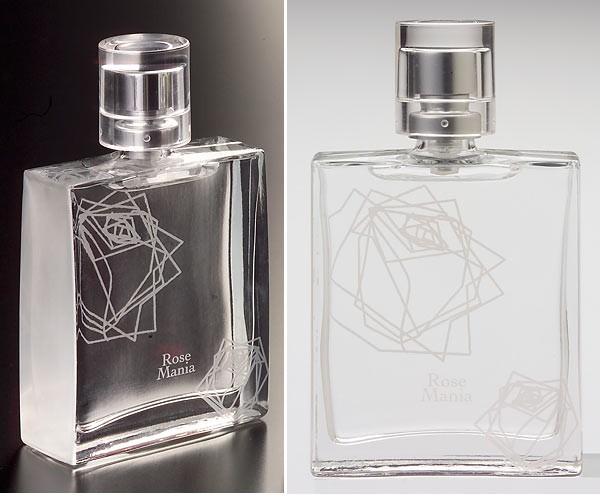 サンゴバン社フランス製ガラスボトル