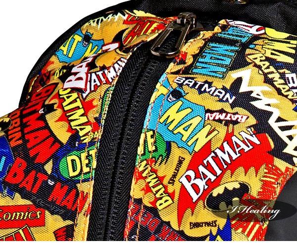 バットマン マッシュのデザイン