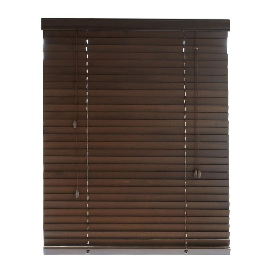 ブラインド ブラインドカーテン 木製ブラインド 木製 横型 ウッドブラインド オーダー 遮光 スラット50mm 幅34〜200cm 高さ31〜230cm (幅1cm単位)1年保証 i-mixon 23