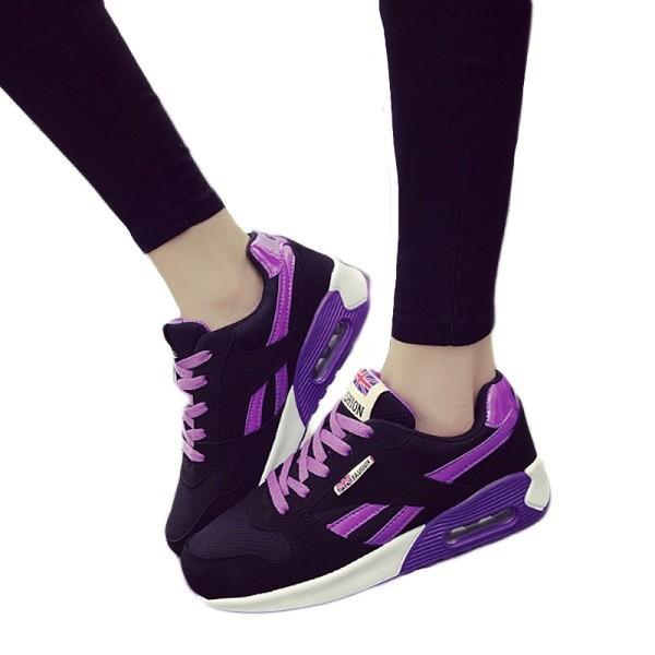ウォーキングシューズ スポーツシューズ スニーカー ランニング エアソール 歩行姿勢調整 矯正靴 ダイエット メッシュ 合皮 2タイプ(ciq120) i-tonya 23