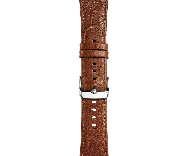 apple watch 高級本革ベルトの留め具表側デザイン