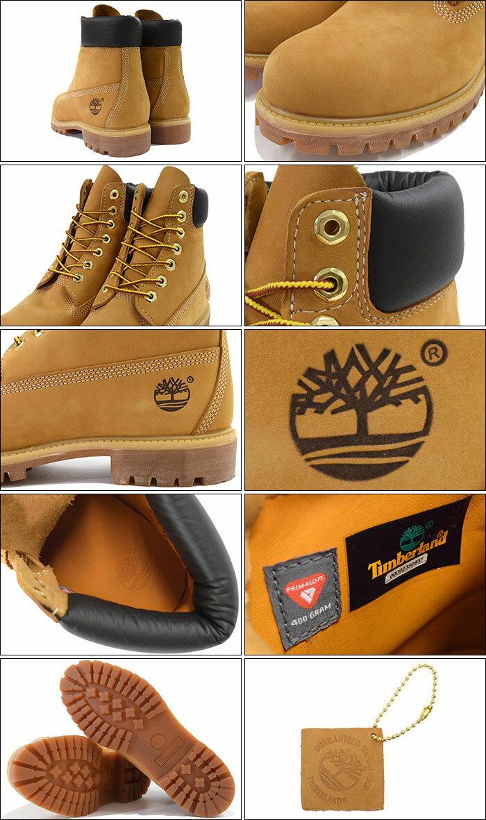 Timberlandティンバーランドのブーツ 6インチプレミアム07