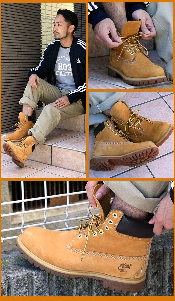 Timberlandティンバーランドのブーツ 6インチプレミアム06