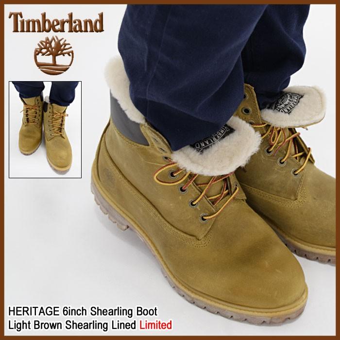 Timberlandティンバーランドのブーツ 6インチ02