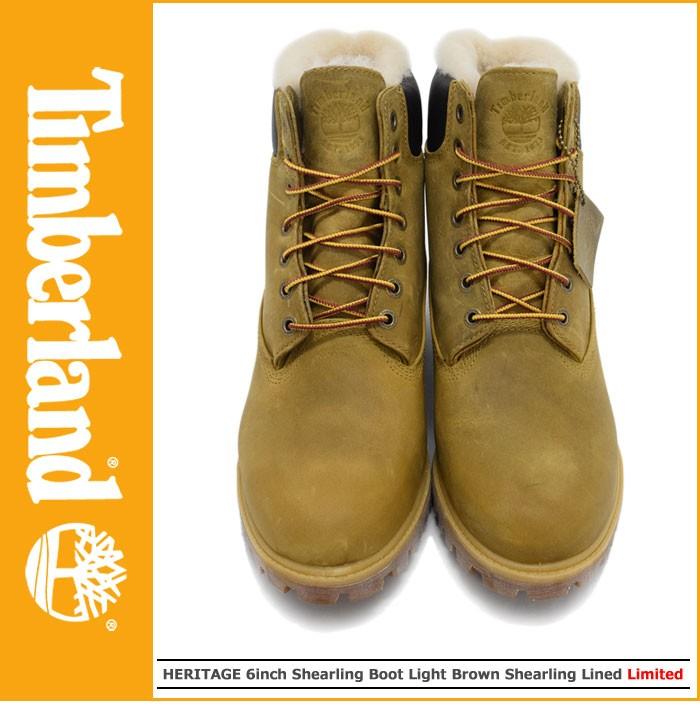Timberlandティンバーランドのブーツ 6インチ03