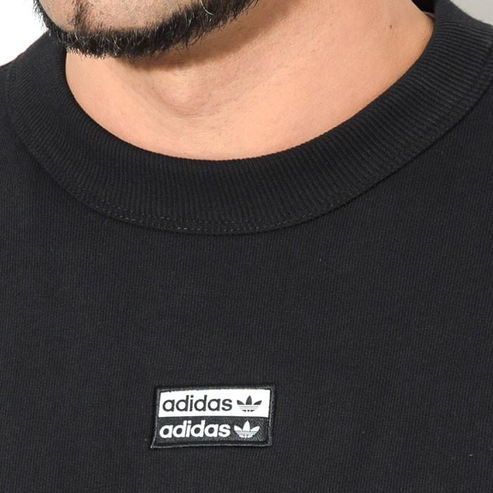 adidasアディダスのトレーナー RYV A Crew Sweat04