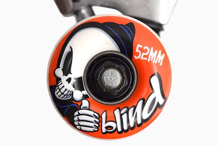BLINDブラインドのスケボー Rasta Reaper05