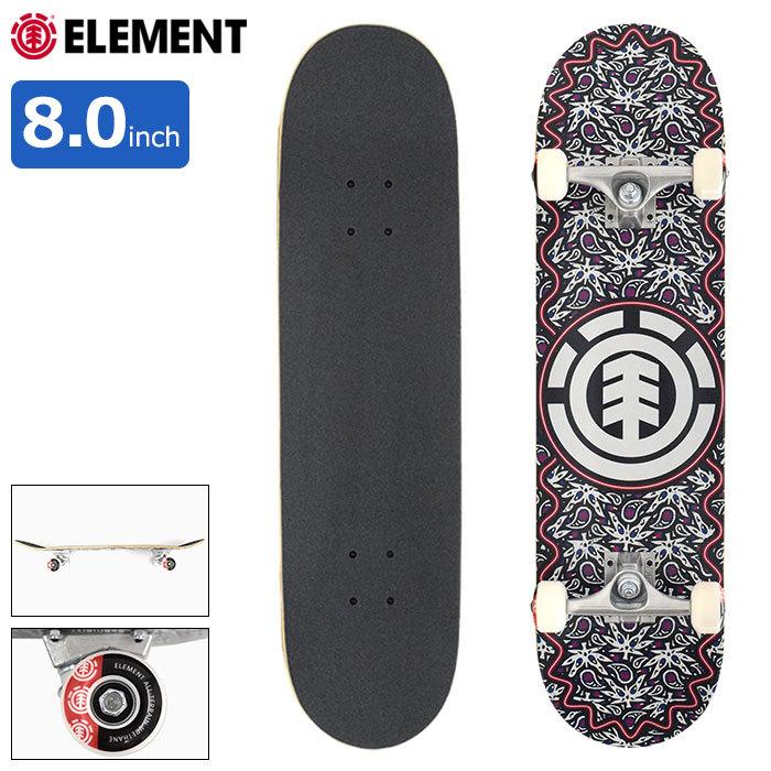 ELEMENTエレメントのスケボー Paisel01