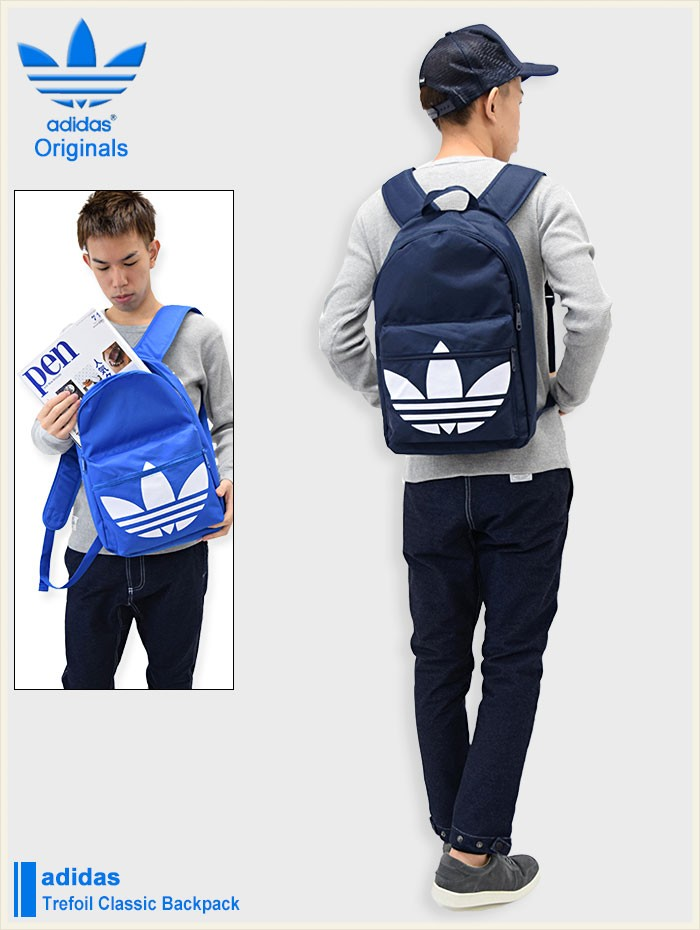adidasアディダスのバッグ Trefoil Classic Backpack01