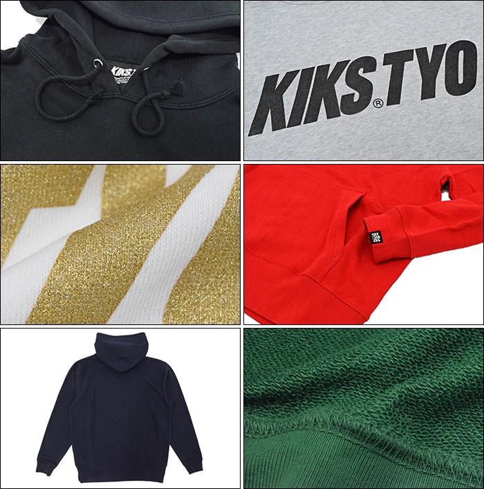 KIKS TYOキックス ティー・ワイ・オーのパーカー Logo03