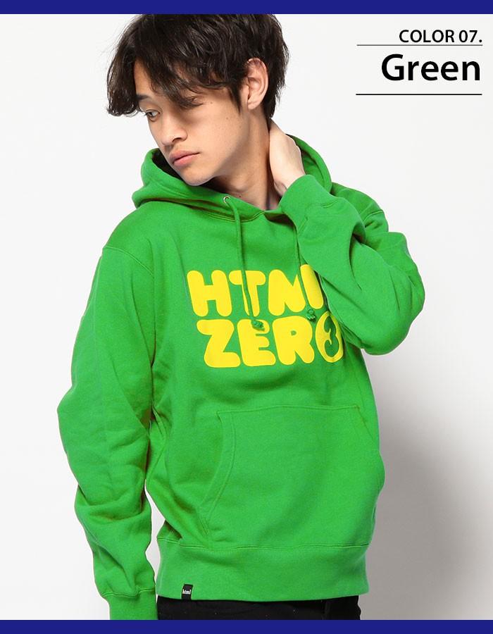 HTML ZERO3エイチティエムエル ゼロスリーのパーカー Bumper Logo Pullover09