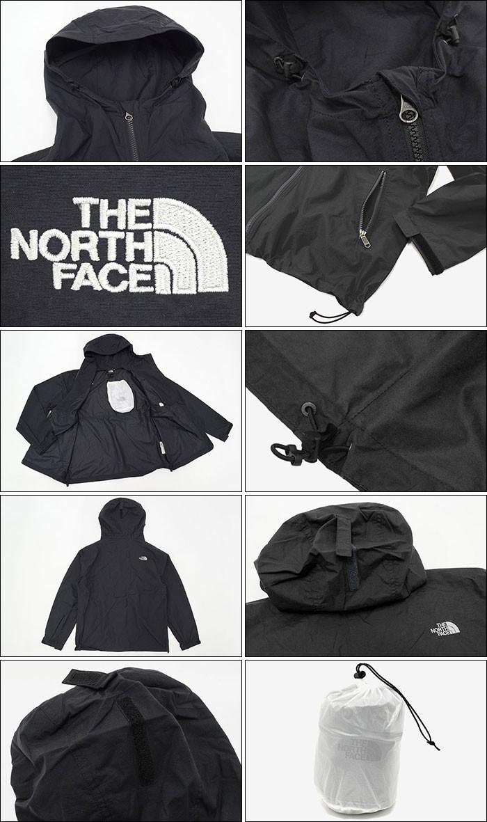 THE NORTH FACEザ ノースフェイスのジャケット コンパクト19