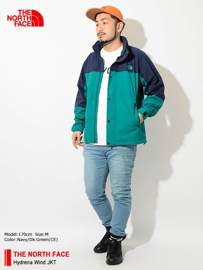 THE NORTH FACEザ ノースフェイスのジャケット Hydrena Wind01