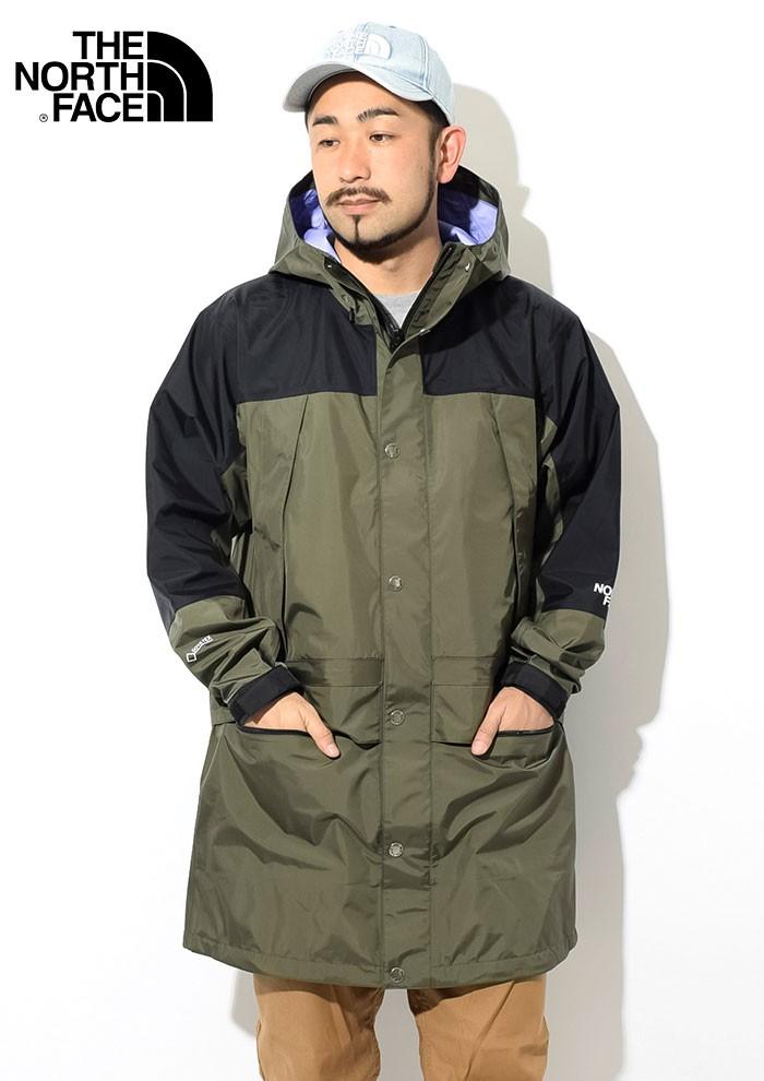 THE NORTH FACEザ ノースフェイスのジャケット Mountain Raintex Coat03