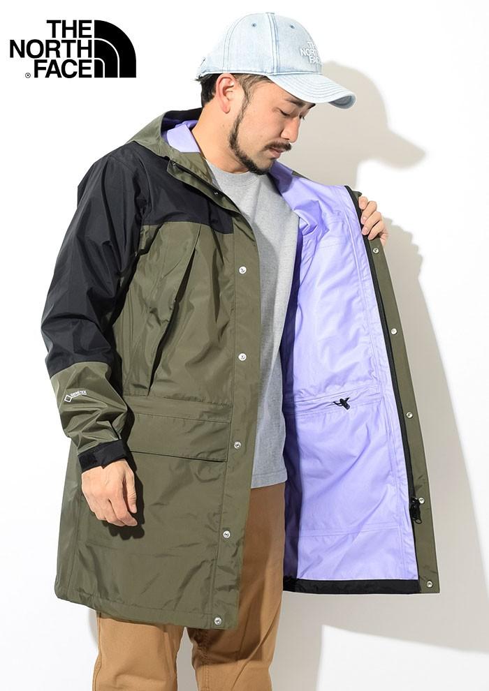 THE NORTH FACEザ ノースフェイスのジャケット Mountain Raintex Coat04