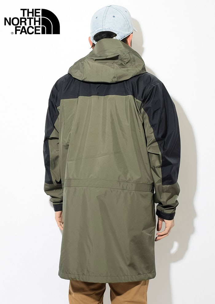 THE NORTH FACEザ ノースフェイスのジャケット Mountain Raintex Coat05