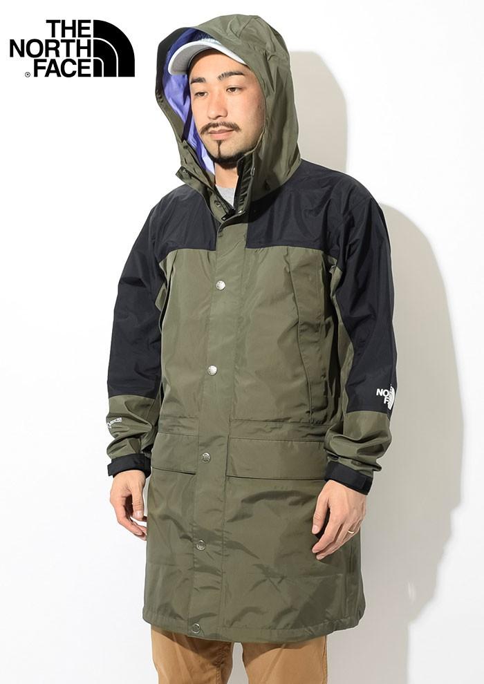 THE NORTH FACEザ ノースフェイスのジャケット Mountain Raintex Coat06