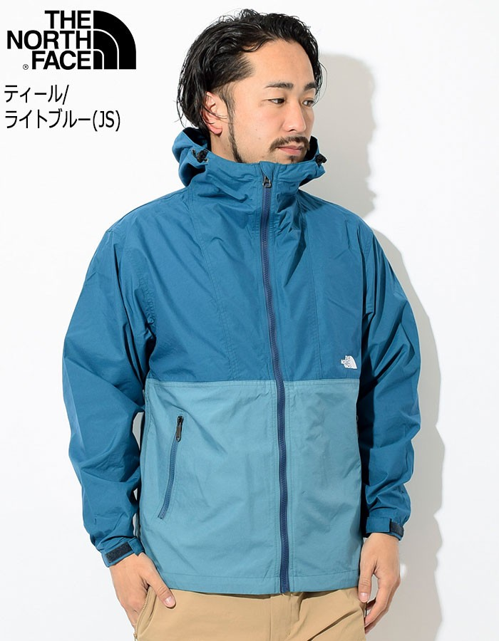 THE NORTH FACEザ ノースフェイスのジャケット コンパクト17