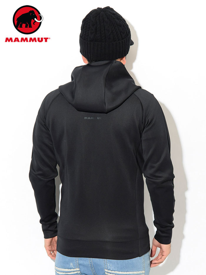 MAMMUTマムートのジャケット Avers ML Hooded03